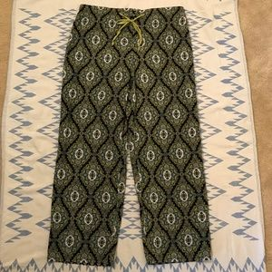 Vera Bradley Women's Cambridge Pajama Bottoms